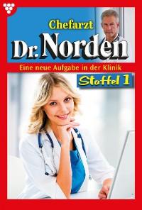 Cover Chefarzt Dr. Norden Staffel 1 – Arztroman