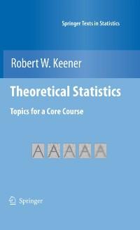 Cover Theoretical Statistics