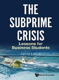 Cover The Subprime Crisis