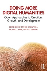 Cover Doing More Digital Humanities