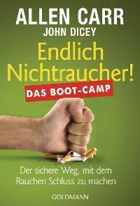 Cover Endlich Nichtraucher! Das Boot-Camp