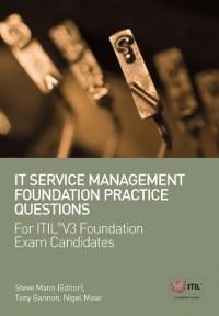 Cover IT Service Management Foundation Practice Questions