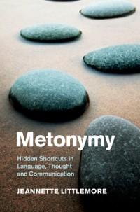 Cover Metonymy