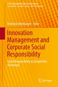 Cover Innovation Management and Corporate Social Responsibility