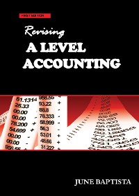 Cover Revising A Level Accounting