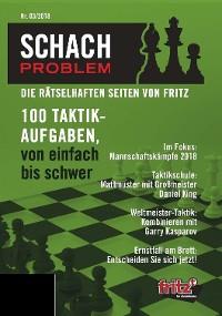 Cover Schach Problem Heft #03/2018