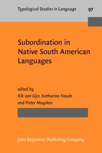 Cover Subordination in Native South American Languages