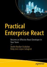 Cover Practical Enterprise React