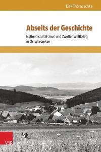 Cover Abseits der Geschichte