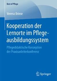 Cover Kooperation der Lernorte im Pflegeausbildungssystem