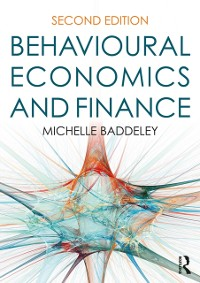 Cover Behavioural Economics and Finance