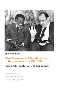 Cover West Germany and Namibia's Path to Independence, 1969-1990