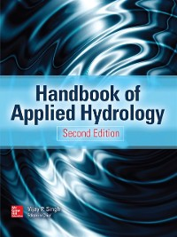 Cover Handbook of Applied Hydrology, Second Edition