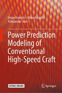 Cover Power Prediction Modeling of Conventional High-Speed Craft