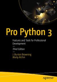 Cover Pro Python 3