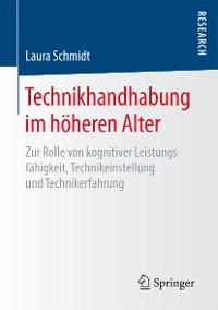 Cover Technikhandhabung im höheren Alter