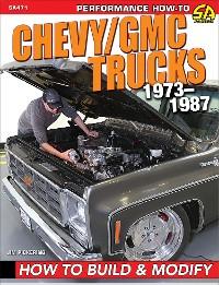 Cover Chevy/GMC Trucks 1973-1987