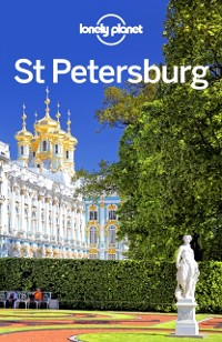 Cover Lonely Planet St Petersburg