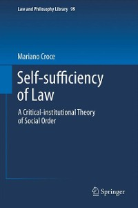 Cover Self-sufficiency of Law
