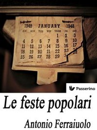 Cover Le feste popolari