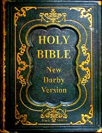Cover Holy Bible New Darby Version