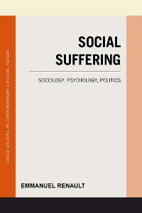 Cover Social Suffering