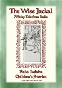 Cover THE WISE JACKAL - A Fairy Tale from India