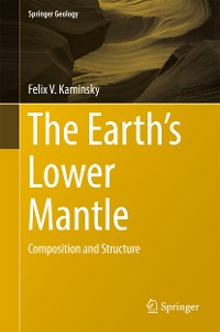 Cover The Earth's Lower Mantle