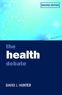 Cover The health debate 2nd edition
