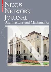 Cover Nexus Network Journal 10,2