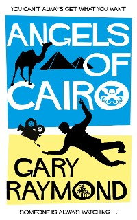 Cover Angel of Cairo