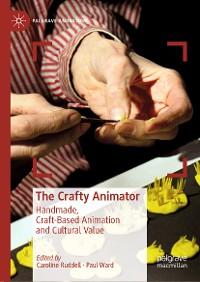 Cover The Crafty Animator
