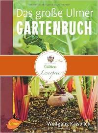 Cover Das große Ulmer Gartenbuch