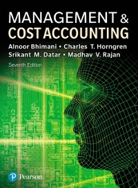 Cover Management and Cost Accounting