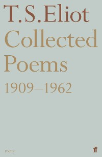 Cover Collected Poems 1909-1962