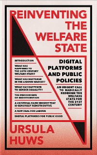 Cover Reinventing the Welfare State