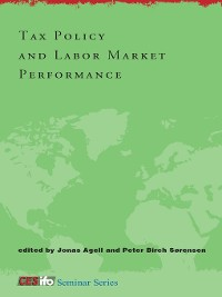 Cover Tax Policy and Labor Market Performance