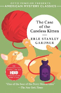 Cover The Case of the Careless Kitten: A Perry Mason Mystery