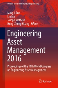 Cover Engineering Asset Management 2016