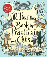 Cover Old Possum's Book of Practical Cats (with full-color illustrations)