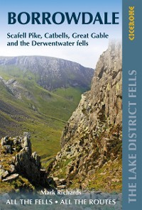 Cover Walking the Lake District Fells - Borrowdale