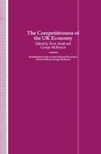 Cover Competitiveness of the UK Economy