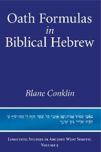 Cover Oath Formulas in Biblical Hebrew