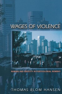 Cover Wages of Violence