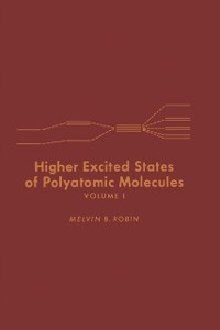 Cover Higher Excited States of Polyatomic Molecules