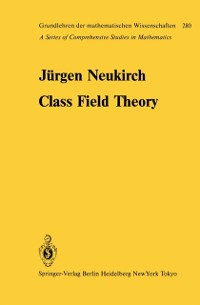 Cover Class Field Theory