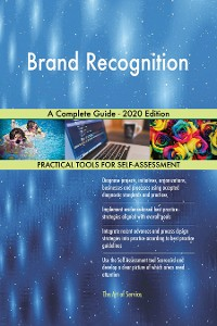 Cover Brand Recognition A Complete Guide - 2020 Edition