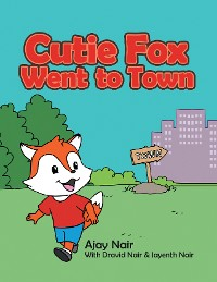 Cover Cutie Fox Went to Town