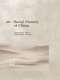 Cover Social History of China