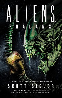 Cover Aliens: Phalanx